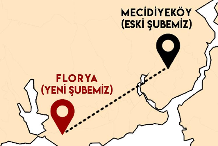 FA Organizasyon İstanbul Şubesini Farklı Bir Noktaya Taşıdı!